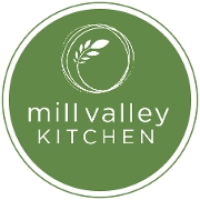 This is the restaurant logo for Mill Valley Kitchen