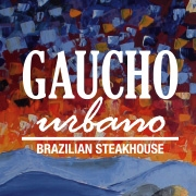 This is the restaurant logo for Gaucho Urbano-Brazilian Steakhouse