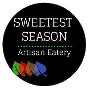 This is the restaurant logo for Sweetest Season Artisan Eatery