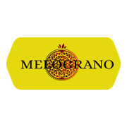 This is the restaurant logo for Melograno