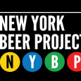 This is the restaurant logo for New York Beer Project