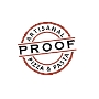 Restaurant logo for Proof Artisanal Pizza & Pasta