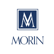 This is the restaurant logo for Morin