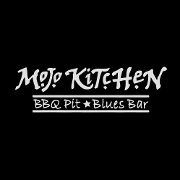This is the restaurant logo for MOJO Kitchen