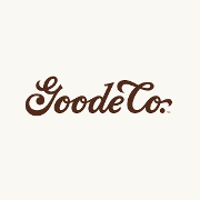 This is the restaurant logo for Goode Company