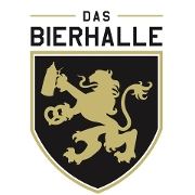 This is the restaurant logo for Das Bierhalle