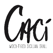 This is the restaurant logo for CACi