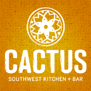 This is the restaurant logo for Cactus Restaurant