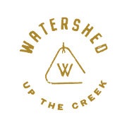 This is the restaurant logo for Watershed