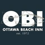 This is the restaurant logo for Ottawa Beach Inn