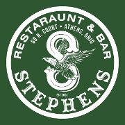 This is the restaurant logo for Stephen's On Court