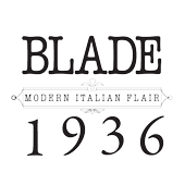 This is the restaurant logo for Blade 1936