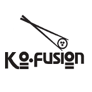 This is the restaurant logo for Ko Fusion