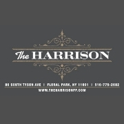 This is the restaurant logo for The Harrison