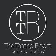 This is the restaurant logo for The Tasting Room