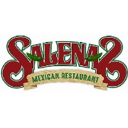 This is the restaurant logo for Salena's Mexican Restaurant