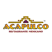 This is the restaurant logo for Acapulco Mexican Restaurant