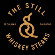 This is the restaurant logo for The Still Whiskey Steaks