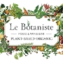 Restaurant logo for Le Botaniste
