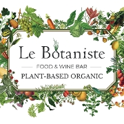 This is the restaurant logo for Le Botaniste