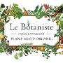 Restaurant logo for Le Botaniste