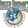 Restaurant logo for Roger Browns Restaurant and Sports Bar