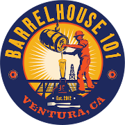 This is the restaurant logo for Barrelhouse 101