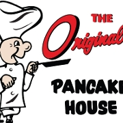 This is the restaurant logo for Original Pancake House