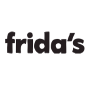 This is the restaurant logo for Frida's