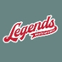 Restaurant logo for Legends Sports Bar & Grill