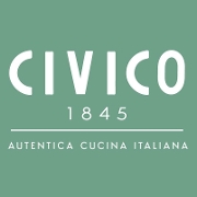 This is the restaurant logo for Civico 1845