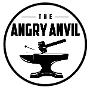 Restaurant logo for The Angry Anvil
