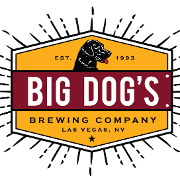 This is the restaurant logo for Big Dog's Brewing