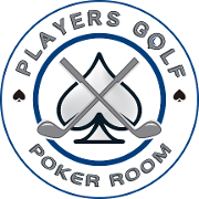 This is the restaurant logo for Players Golf and Poker Room