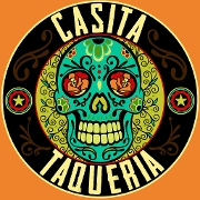 This is the restaurant logo for Casita Taqueria
