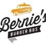 This is the restaurant logo for Bernie's Burger Bus