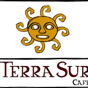 This is the restaurant logo for Terra Sur Cafe