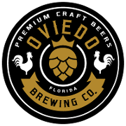 This is the restaurant logo for Oviedo Brewing Company