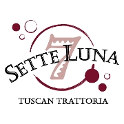 This is the restaurant logo for Sette Luna