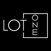 This is the restaurant logo for Lot One
