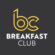 This is the restaurant logo for Breakfast Club