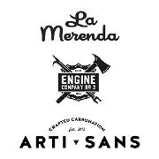 This is the restaurant logo for La Merenda