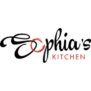 This is the restaurant logo for Sophia's Kitchen