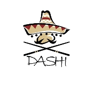This is the restaurant logo for Dashi