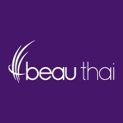 This is the restaurant logo for Beau Thai