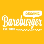 This is the restaurant logo for Bareburger