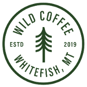 This is the restaurant logo for Wild Coffee Company
