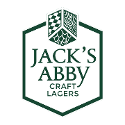This is the restaurant logo for Jack's Abby Craft Lagers