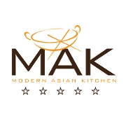 This is the restaurant logo for Modern Asian Kitchen