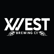This is the restaurant logo for 12 West Brewing